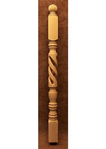 Balustres en bois LC01K-70