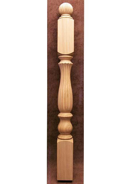 Balustres en bois SI07K