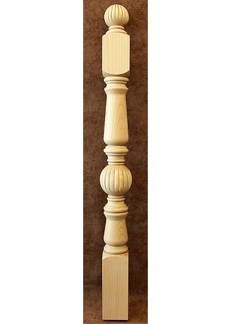 Balustres en bois SI08K