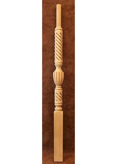 Balustres en bois SI56