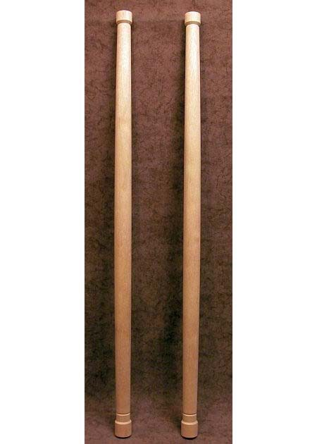 Colonne en bois tourne GS41