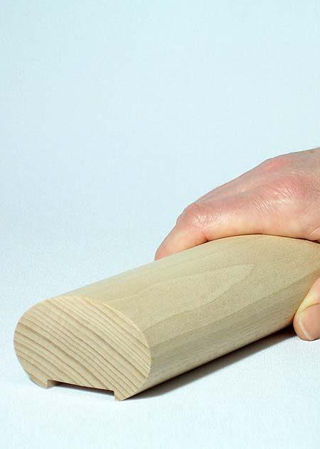 Main courante en bois HR10