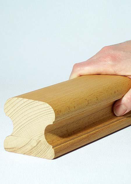 Main courante en bois HR14