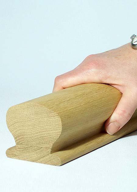 Main courante en bois HR17