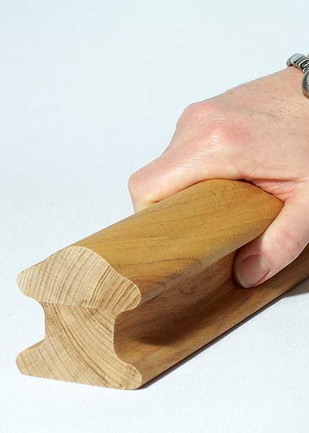Main courante en bois HR21