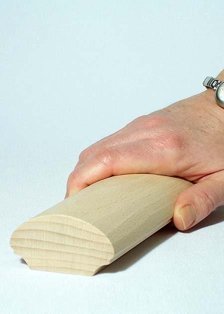 Main courante en bois HR24