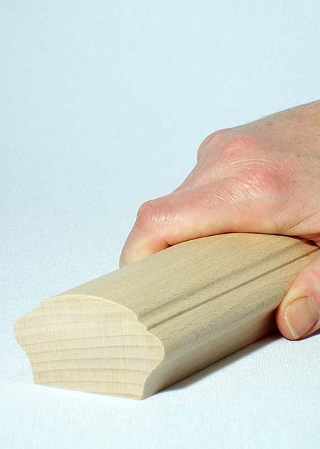 Main courante en bois HR28