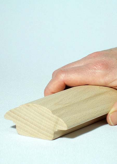 Main courante en bois HR33