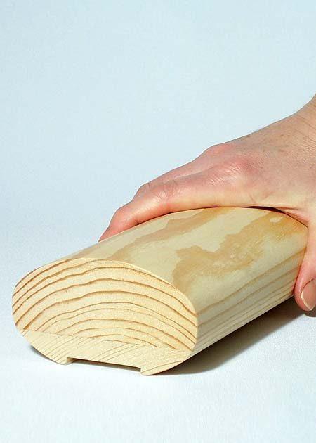 Main courante en bois HR38