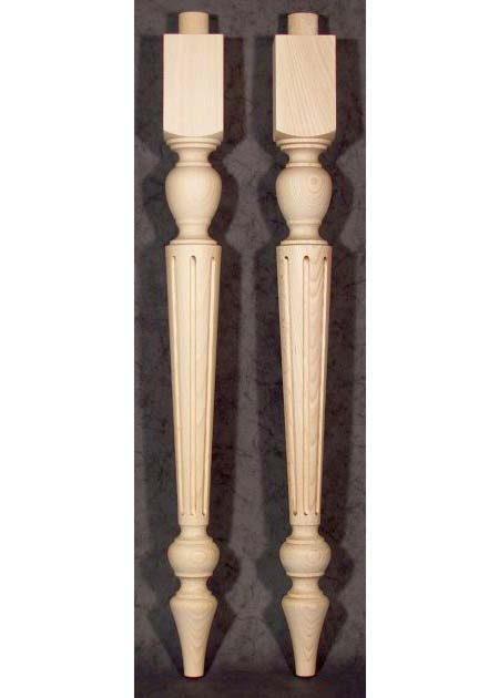 Pied de table Louis XVI d une apparence de caractere TL64